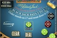 Play Blackjack Mini (Highroller) for Free