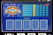 Play Double bonus for Free