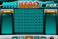 Play Jackpot Keno for Free