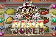 Play Mega Joker for Free