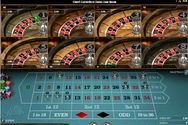 Play Multi Wheel Roulette Gold for Free