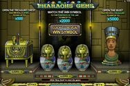 Play Pharaohs Gems for Free