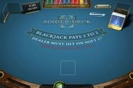 Play Single Deck Blackjack (Highroller) for Free